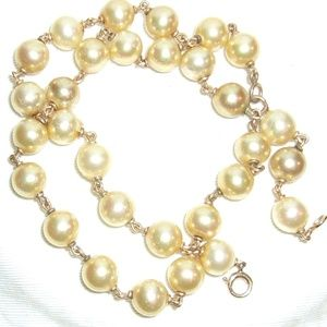 Jewelry - Vintage Trifari Pearl Bracelet~Graduation Gift!